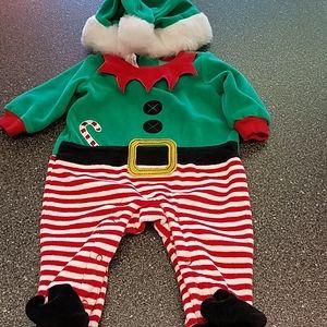 Baby Elf suit